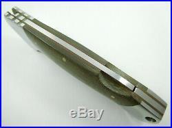 1980's CONDOR SPORT KNIVES 82 SSG SEIZO IMAI Vintage Folding Knife