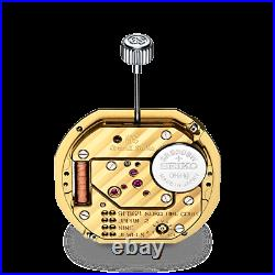 2020 New! GRAND SEIKO SBGN013 9F Quartz GMT Black HERITAGE COLLECTION TRADITION