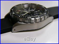 36mm Marathon Medium Diver Swiss Made 300m Collectible Serial Number 002