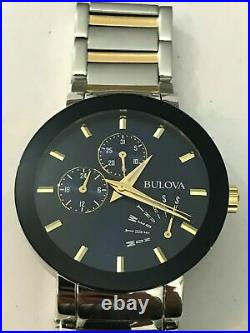 $425 Bulova Men's Watch Classic Collection 98C123