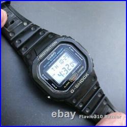 ALL ORIGINAL1990 Vintage Casio G-SHOCK DW-5600C-1 (901) Japan H Speed