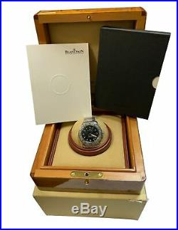 Blancpain Fifty Fathoms Trilogy Collection 40mm Stainless 2200-1130-71 Watch
