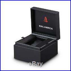 CALABRIA Sottomarino Collection Ceramic Chronograph Men's Watch
