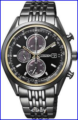 CITIZEN CA0457-82E COLLECTION Watch Eco-Drive 100th Anniversary Limited Men NEW