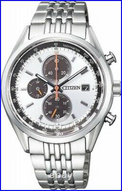 CITIZEN COLLECTION Watch Eco Drive Chronograph CA0450-57A Men\'s 4974375478855