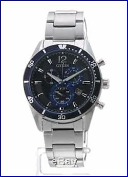CITIZEN Citizen Collection Eco-Drive Chronograph VO 10-6741F Men's Watch New