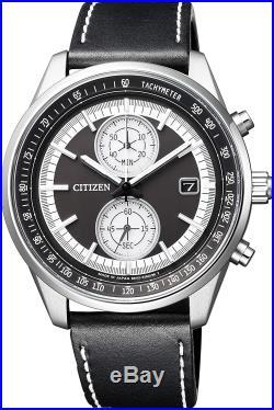 CITIZEN Collection Eco Drive Smart Chronograph CA7030-11E Men's Watch Black