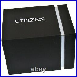 Citizen Collection BZ1020-22L Eco-Drive Chronograph Bluetooth Men's Watch with Box