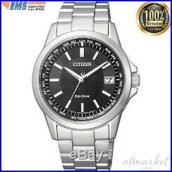 Citizen Collection CB1090-59E Eco-Drive Atomic Direct Flight Men's Watch Japan