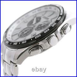Citizen Collection CB5874-90A Eco-Drive Chronograph Atomic Radio Men`s Watch