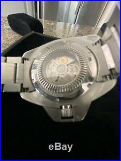 Citizen Grand Touring Automatic Signature Collection Wrist Watch Blue Dial Men's
