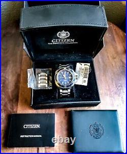 Citizen Grand Touring Sport Signature Collection Automatic Diver