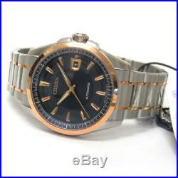 Citizen NB0046-51L Signature Collection Automatic Authentic Mens Watch Works