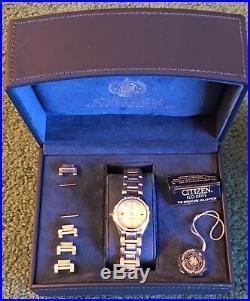 Citizen Women's EW2096-57D Signature Collection Eco-Drive Octavia Diamond Watch