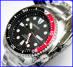 Classic Seiko Prospex Turtle Automatic Diver'S 200M Srp789 Srp789K1 Men's Watch