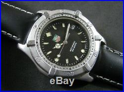 ClassicTAG HEUER Automatic Date Sports Men's Watch Nice Rare Collection