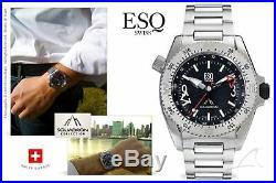 ESQ By Movado 07301123 Squadron Collection Swiss Quartz (FreeShip)