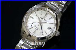 Free Shipping Pre-owned Grand Seiko Heritage Collection SBGE205 9R66-0AC0