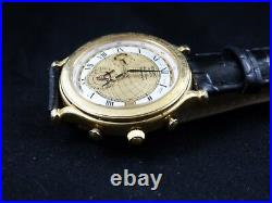 From my Private collection Seiko Discovery World Time Chronograph 6M15-9000