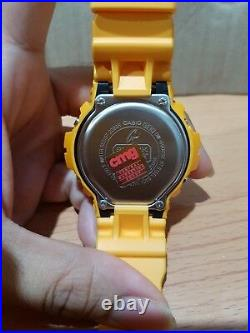 G-Shock DW-6900 Special Gift LP Yellow Collectible Limited