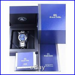 GRAND SEIKO SPORT COLLECTION SBGA275 Spring Drive Limited Watch GS209YA