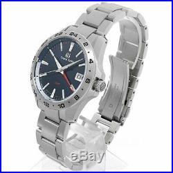 GRAND SEIKO SPORT COLLECTION SBGN005 9F Quartz GMT Men's Blue Watch GS198YA