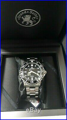 GRAND SEIKO Sports Collection Diver Spring Drive Men's Watch