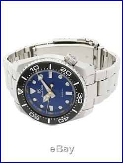 GS Grand Seiko Sports Collection SBGX337 Quartz Blue Dial Stainless 9F61-0AL0