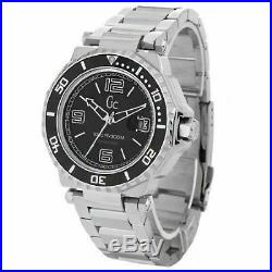 GUESS COLLECTION X79004G2S Men's Sapphire Crystal Screw Crown 300m Swiss Watch