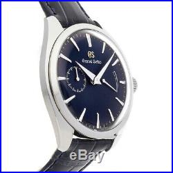 Grand Seiko Elegance Collection Limited Edition Steel Manual 39mm Mens SBGK005