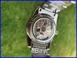 Grand Seiko Heritage Collection Auto 37mm Steel Mens Bracelet Watch SBGR253