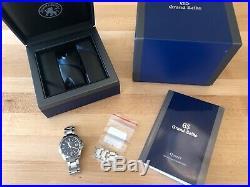 Grand Seiko SBGN003 GMT 9F Quartz Watch Sport Collection