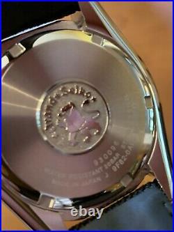 Grand Seiko SBGV243 Sport Collection Steel Quartz 40mm Men's Watch Strap Date