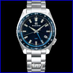 Grand Seiko Sport Collection 40 MM Full SS Ceramic Bezel Quartz Watch SBGN021
