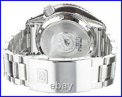 Grand Seiko Sport Collection GMT SBGJ237 Blue Dial Sapphire Bezel 44mm Full Set