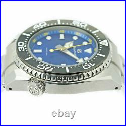 Grand Seiko Sport Collection SBGX337 9F61-0AL0 Navy blue Dial mint cond with Box