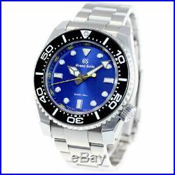 Grand Seiko Sport Collection SBGX337 Watch Divers 200m Tough GS Caliber 9F61