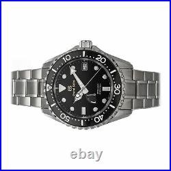 Grand Seiko Sport Collection Spring Drive Divers 200m Titanium Mens SBGA231