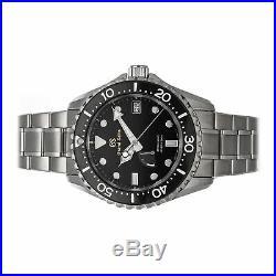 Grand Seiko Sport Collection Spring Drive Divers Titanium Mens Watch SBGA231