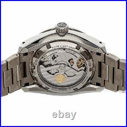 Grand Seiko Sport Collection Spring Drive LE Titanium Mens Watch Date SBGA403