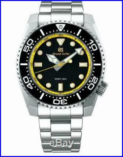 Grand Seiko Sports Collection Limited Edition of 800 SBGX339 Black Quartz Watch
