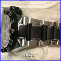 Invicta 6519 Subaqua Collection Automatic Chron Stainless Steel/Black Watch