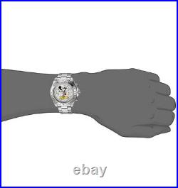 Invicta Disney Mickey Mouse Limited Edition Quartz Watch Model 25191 Collectible