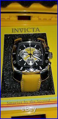 Invicta Lorica Gammato Collection Lupah Yellow Watch