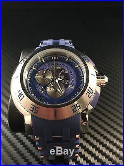 Invicta Men's 5533 Sea Spider Blue Collection Chronograph Watch