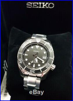 Latest New Seiko Prospex 3rd Sumo SPB101J1 200M Divers Men's Steel Bracelet
