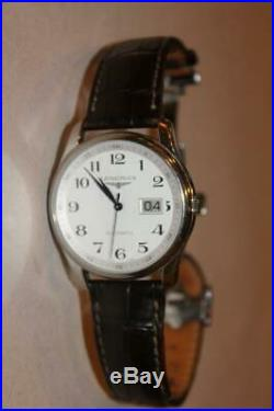 Longines Big Date L2.648.4 Master Collection Automatic Men's Watch ^