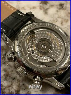 Longines Master Collection 2 Reg Chronograph Automatic L2.669.4