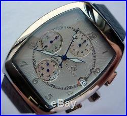 Mercedes Benz Classic Collection Car Accessory Sport Tonneau Chronograph Watch