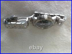 Montblanc Meisterstuck Chronograph 7038 quartz watch